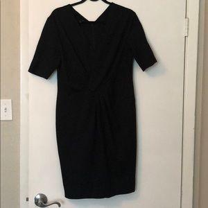Escada black dress size 42